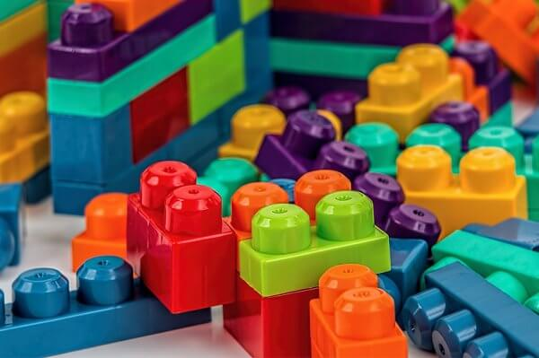 Toy bricks, Launching new products to market